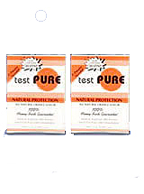 Test Pure Powder